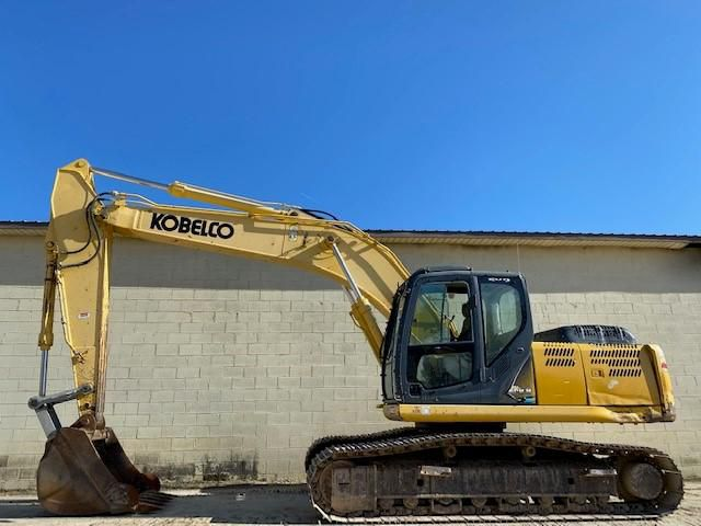 Kobelco SK210 LC Tracked Excavator