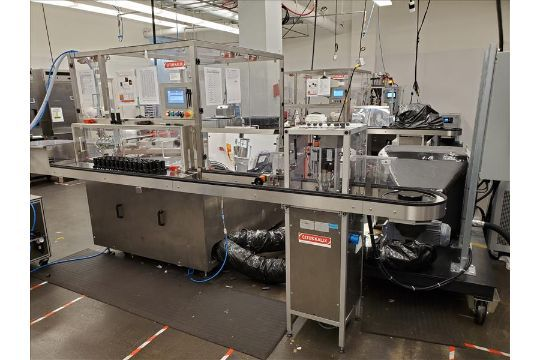 ONLINE AUCTION SALE - CANADIAN MANUFACTURING OPERATIONS OF BITE BEAUTY