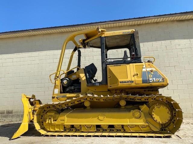 Komatsu D51PX-22 Tracked bulldozers