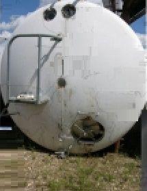 Chicago Stainless Horizontal Tank 5,000 Gallon