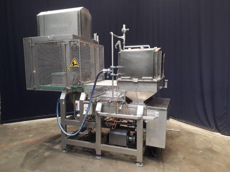 Milkylab Lab 21P Mozzarella moulding machine