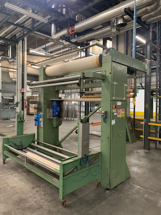 Bianco plaiting machine 200 Cm