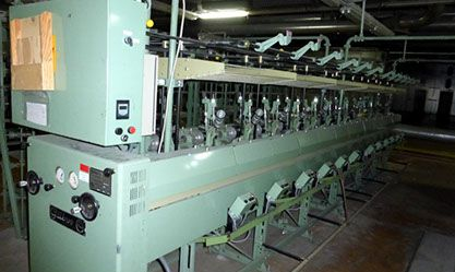 Gilbos assembling winder RDNC