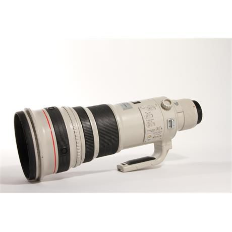 Canon EF 500mm f/4 L IS USM Unboxed