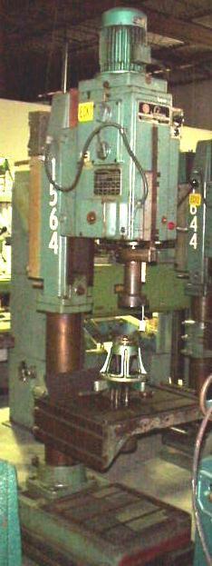 2 Solberga BOX COLUMN DRILL Variable