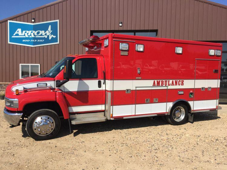 Chevrolet C4500 Heavy Duty Medtec Ambulance