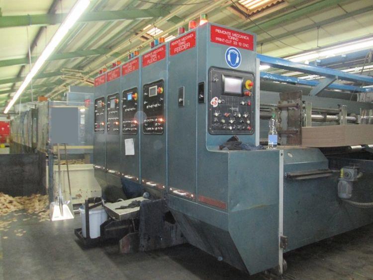 Piemonte Meccanica PRINT CUT 33 13 2 1250mm x 3300mm