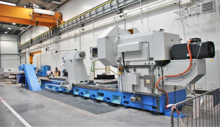 Poreba 200 RPM TCF 224 CNC