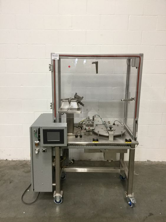 Powered 306003 N Automated Pellet Filling Machine
