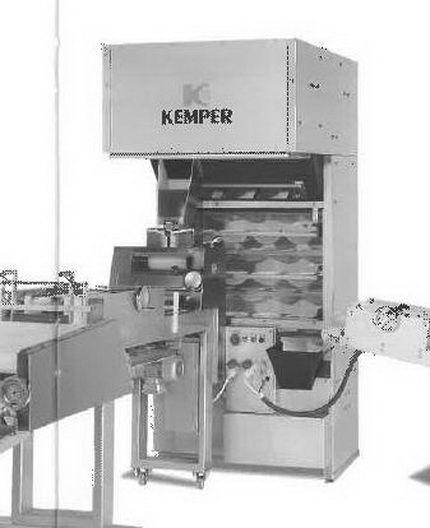 Kemper bread intermediate proofer