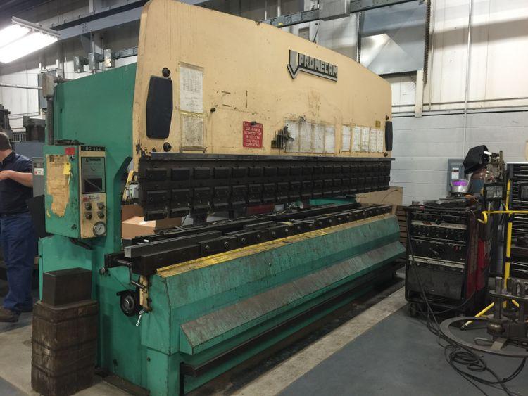 Promecam RG 154 Hydraulic Press Brake 165 US TONS