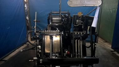 Heidelberg OHT  260 x 380 mm