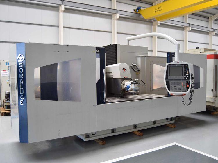 Soraluce Soraluce TA-20 Bed Type Milling Machine