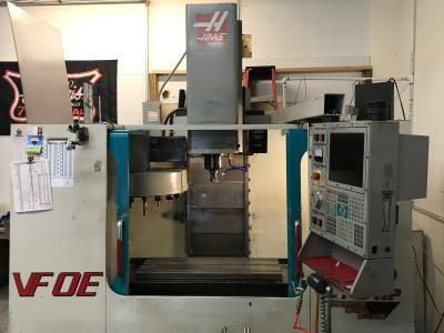 Haas VF-0E 2000 3 Axis