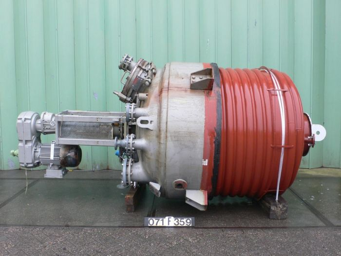 Other 3472 Ltr BE-2500 - Reactor
