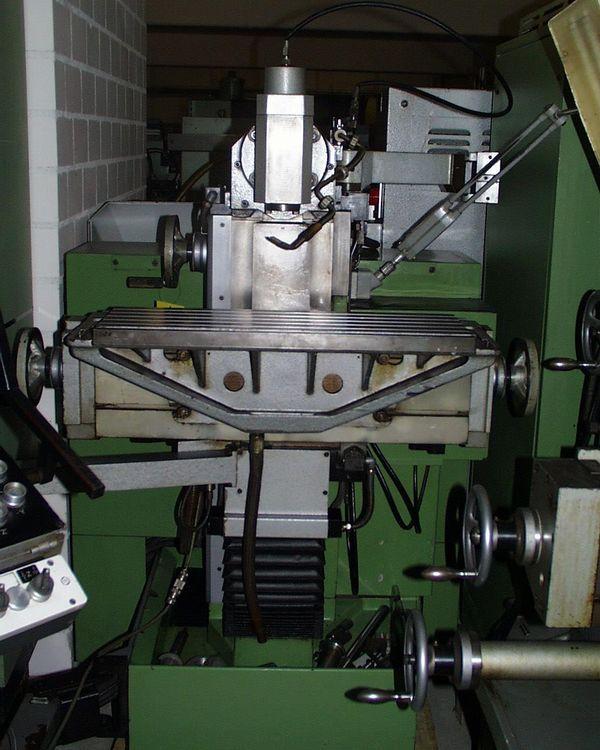 Schaublin 213-P 3150 rpm