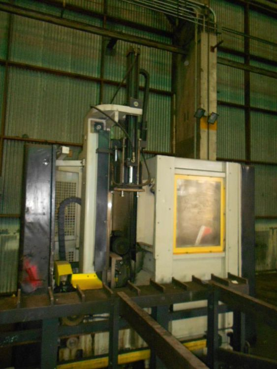 Ficep Victory 1001, CNC Single Spindle Traveling Column Drill Max. 500 RPM