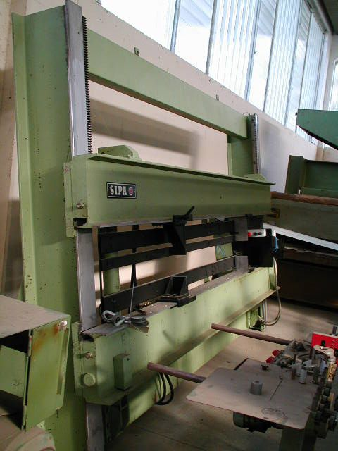 Sicar FRAME CLAMPS HORIZONTAL AUTOMATIC