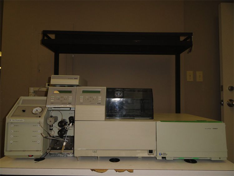 TSP HPLC System