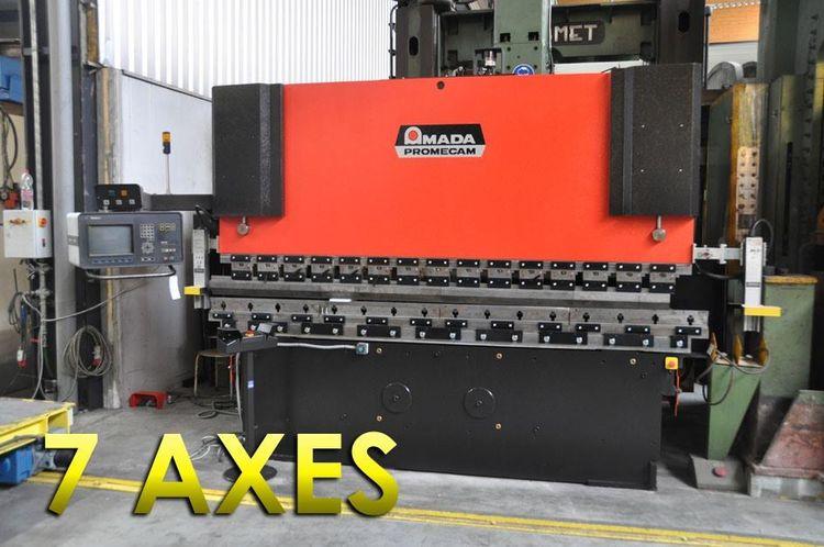 Amada, Promecam HFB 125 ton x 3140 mm CNC 125 Ton