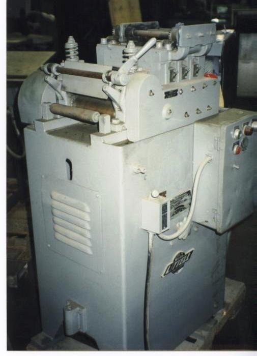308-5PDL Feed and  Straightening Machine