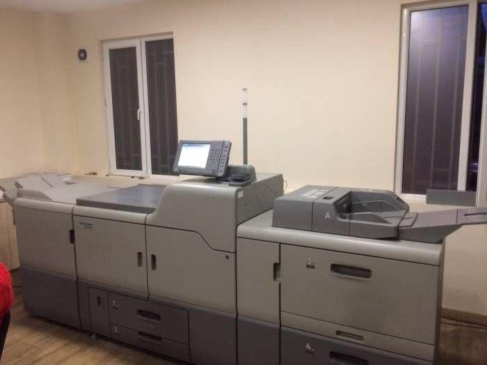 Heidelberg Versafire EV, Color-Laser Copiers machine 103 x 33 cm