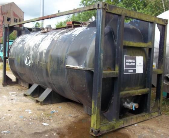 Others Container with Heating Coil