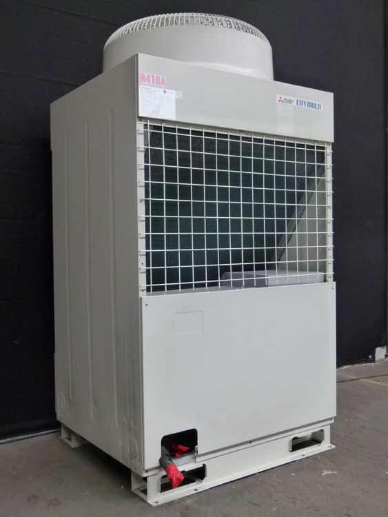 Mitsubishi Mitsubishi City Multi R410A Heat Pump PUHY-P350YGM-A Cooling 40 kW Heating 45 kW 2008