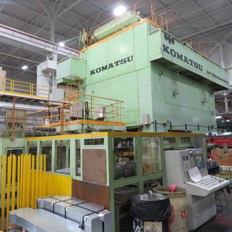 Komatsu E4T1500-05090-MFD 1500 Ton