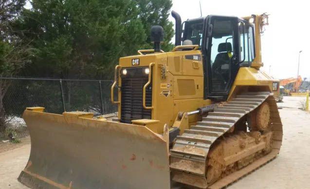 Caterpillar D6NXL Excavator