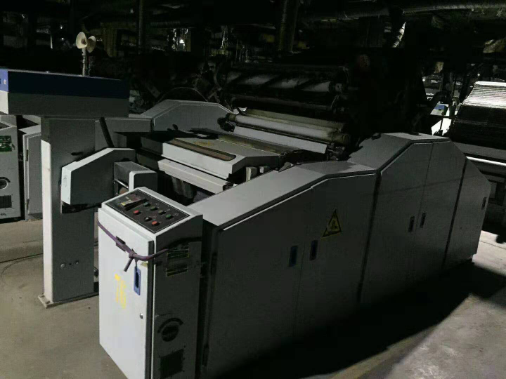 30  186G carding machines