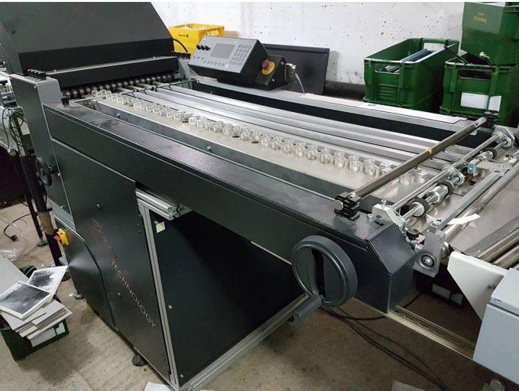 MB Bauerle Folding machine