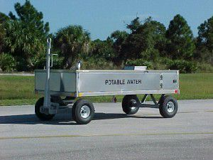 ADWC250, Towable Water service Cart