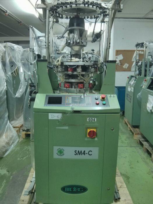 """Santoni SM4C 8"""" 28E"""