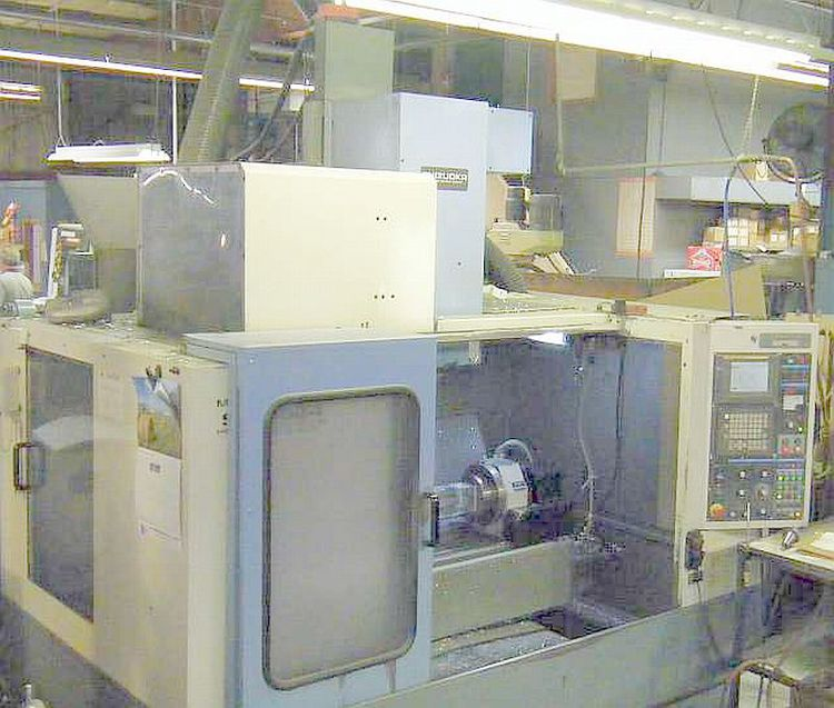Shizuoka SV-4024 CNC VERTICAL MACHINING CENTER 3 Axis