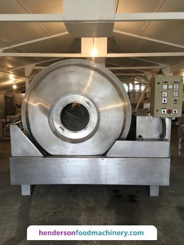Heller 1500L, Vacuum Tumbler