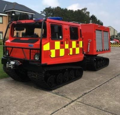 Hagglunds BV 206 Fire Appliance