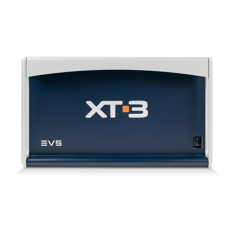 Evs XT3 HD/SD 8 Channels