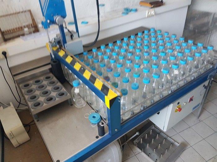 Salce SBM 96/12 Dyeing sample dispenser