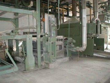 Osthoff ZS 1U 80 180 Cm Singeing Machine