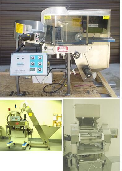 Others fully automatic tablet/capsule filling line