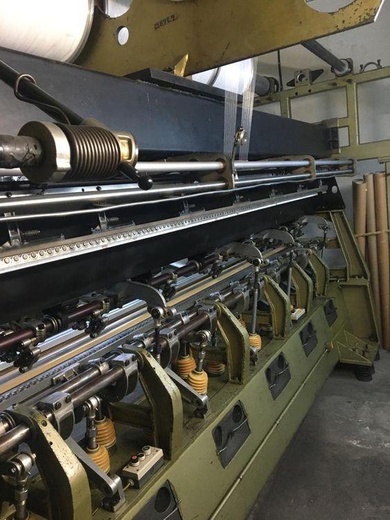 3 Karl mayer RSE 4-N 3K, RE4N, RG4N 330cm