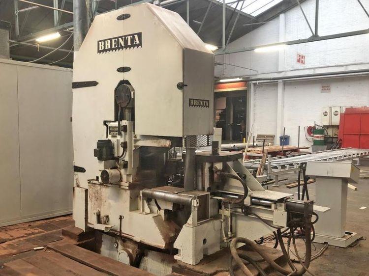 Brenta DDP 150, Resaw machine