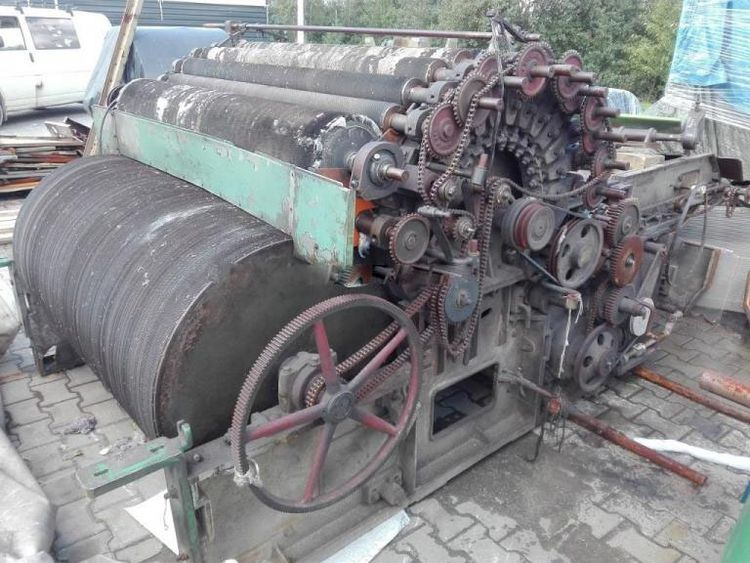 Others AC 8 Defibering machine