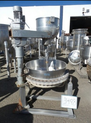 Japan Jacketed Mix Kettle