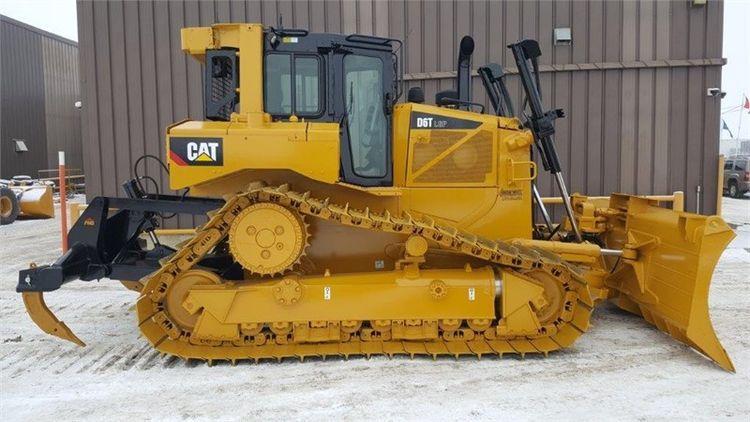 Caterpillar D6T LGP Bulldozer