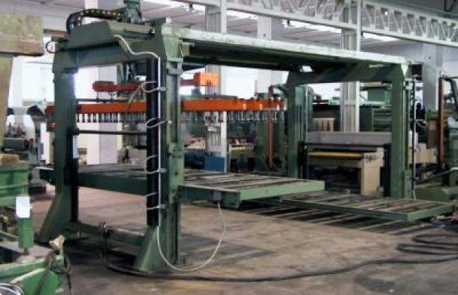 SAG Suction-cup bridge loading machine