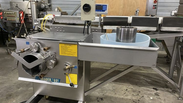 Baader 601 soft separator