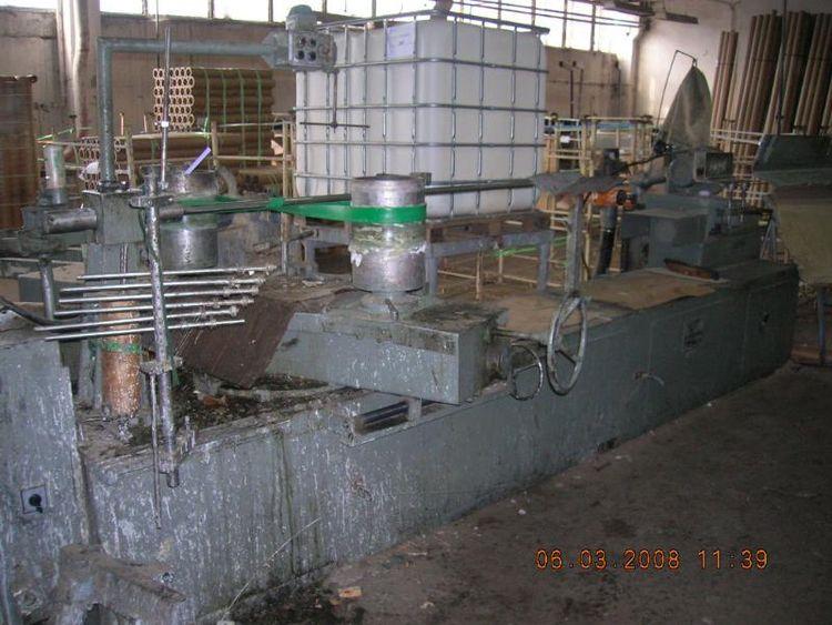 La meccanica Coiling machine for paper tubes