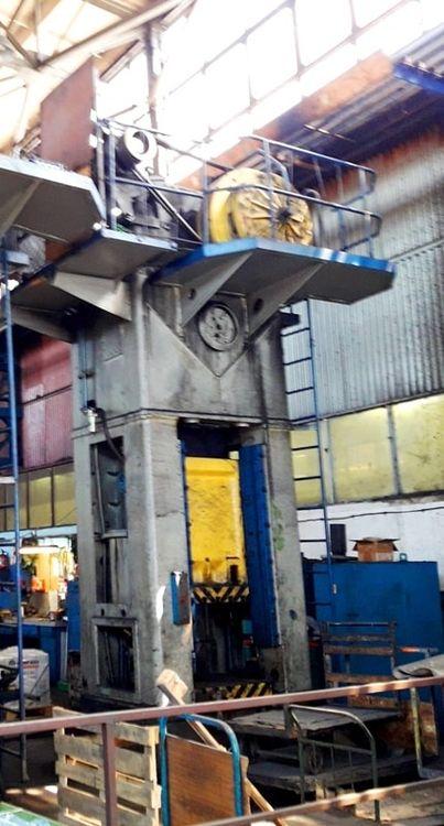 TMP, Voronezh trimming press KA2536 400 ton